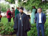 Священник принял участие в мероприятии приуроченном к Международному Дню защиты детей в г. Бирюч