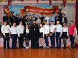Встреча со старшеклассниками в Вейделевской СОШ п. Вейделевка