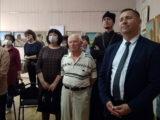 В Уразовском краеведческом музее открылась персональная выставка заслуженного художника России Иосифа Бобенчика