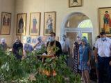 Жители села Зенино помолились о павших в годы Великой Отечественной Войны
