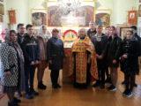 В селе Малакеево прошел молебен перед сдачей ЕГЭ