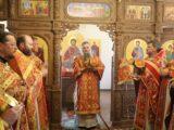 В день отдания праздника Пасхи епископ Валуйский и Алексеевский Савва совершил Божественную Литургию на подворье возрождающегося Николо-Тихвинского женского монастыря посёлка Пятницкое