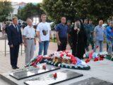 В День памяти и скорби правящий архиерей Валуйской епархии принял участие в митинге в городе Валуйки