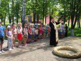 Митинг посвящённый Дню памяти и скорби состоялся в селе Сетище
