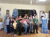 Школьники летнего лагеря Погромской СОШ посетили храм святых апостолов Петра и Павла села Погромец