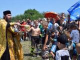 Священник принял участие в открытии Чемпионата Белгородской области по мотокроссу, посвященного памяти Кулика А.С.