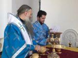 В праздник Казанской иконы Божией Матери епископ Савва совершил Божественную Литургию в Свято-Николаевском кафедральном соборе города Валуйки