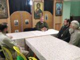 Под председательством руководителя Отдела по взаимодействию с казачеством Валуйской епархии состоялось собрание духовников казачьих обществ