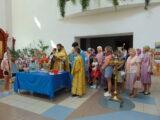 Молебны на начало учебного года были отслужены в храмах I-го Бирюченского благочиния