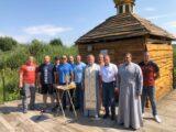 Литургия в главном казачьем храме ЦКВ Валуйской епархии