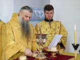 Епископ Валуйский и Алексеевский Савва совершил Божественную Литургию в Свято-Николаевском кафедральном соборе города Валуйки