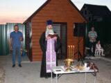 В селе Фощеватово Волоконовского района состоялось освящение водного источника
