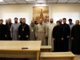 Состоялось объединенное собрание духовенства I и II-го Бирюченских благочиний