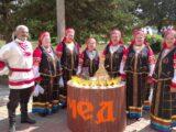 В Красненском благочинии прошел IX Межрайонный фестиваль-ярмарка «Земский вкус мёда»