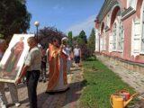 Крестный ход в день памяти великомученика Пантелеимона Целителя прошёл в селе Красное
