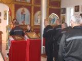 Божественная Литургия в ИК №4 г. Алексеевка