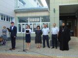 Священники I-го Бирюченского благочиния поздравили учителей и учеников с Днем знаний