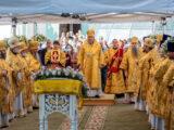 Преосвященнейший епископ Савва принял участие в торжествах по случаю 110-й годовщины прославления святителя Иоасафа Белгородского