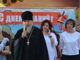 Представители духовенства Алексеевского благочиния приняли участие в торжественных линейках посвященных началу нового учебного года