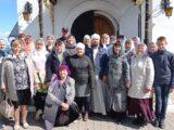Прихожане Вознесенского храма села Щербаково совершили паломническую поездку в Свято-Троицкий Холковский мужской монастырь