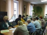Священник принял участие в заседании Попечительского Совета при управлении социальной защиты населения г. Валуйки