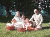 Семья клирика Валуйской епархии стала победителем Всероссийского конкурса